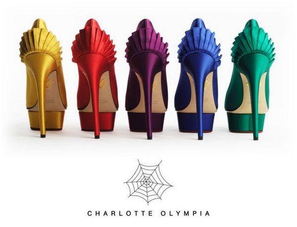 Charlotte Olympia é um verdadeiro 'must have'. Entenda charlotte olympia dellal must have shoes sapatos 041