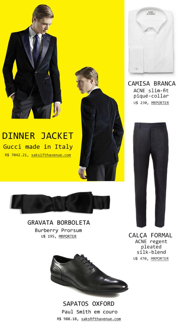 Dinner jacket - BLOGAZINE