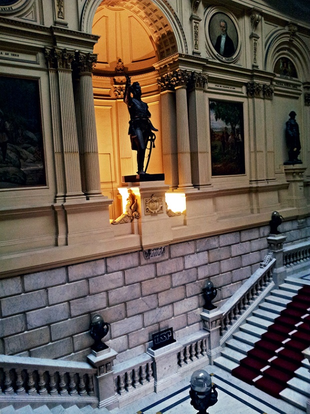 Museu do Ipiranga interior - 01
