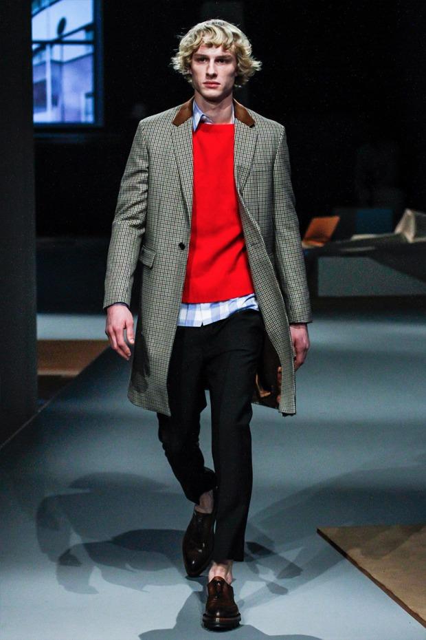 Prada Menswear AW13 - 02