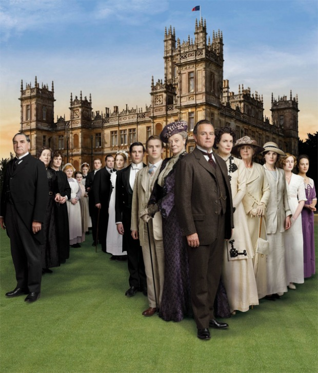 Downton Abbey - GNT - 01
